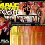 Male Strippers Exposed Free Tube