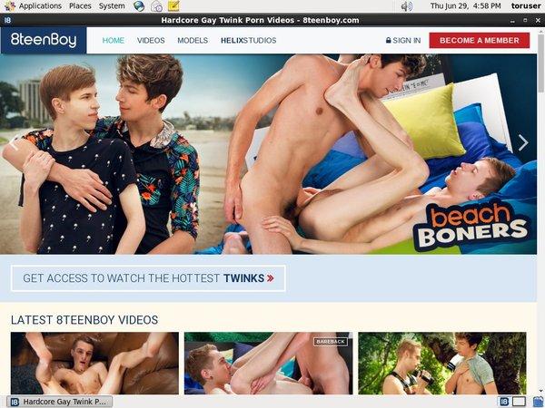 8teenboy.com Membership Discount