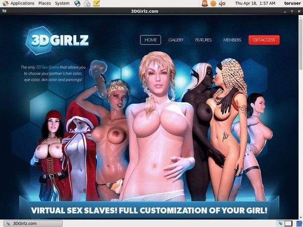3dgirlz.com Free Trial Price