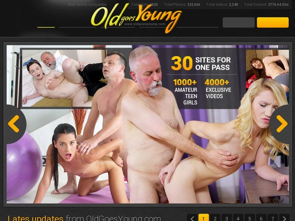 New Old Goes Young Videos