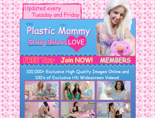 Free Mommy Plastic Account