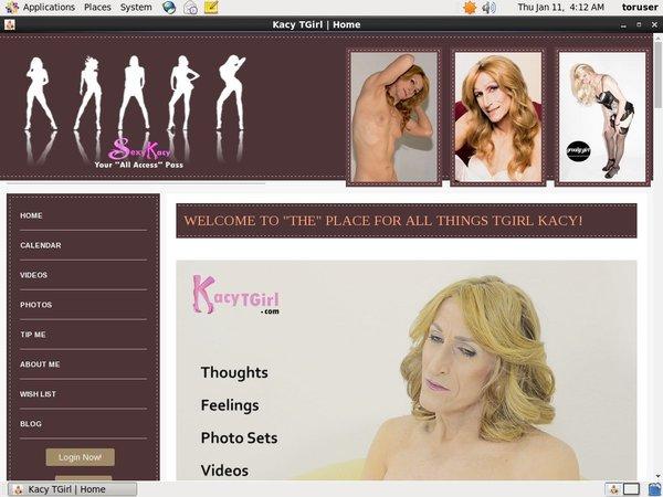 Kacytgirl.com Free Sign Up