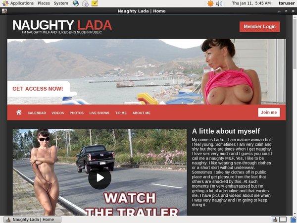 Get A Free Naughty-lada.com Account