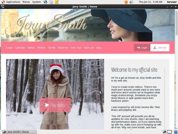 Jenysmith.net Gay Sex